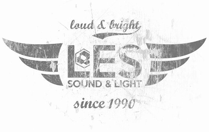 LES Sound Light - Logo
